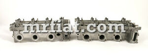 Ferrari Dino 246 Gt Gts Engine Cylinder Head Set Used Pressure Tested