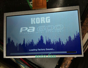 For Korg Pa600 Screen Lcd Display Panel Touch Screen Digitizer