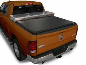 Extang Express Tool Box Tonneau Truck Bed Cover 2004 2014 Ford F150 6 5 Ft