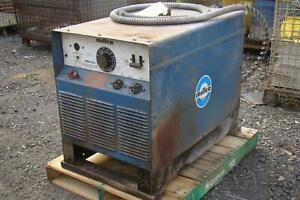 Miller Constant Current Dc Arc Welder Ja381131 Srh 333 Tig stick 3 phase