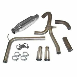 Slp Performance 31042a Loud Mouth Exhaust System For 98 02 Camaro Firebird Ls1
