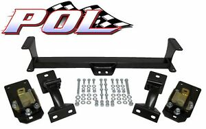 1963 67 Chevy Gmc Truck Tubular Ls Engine Conversion And Transmission Mount Kit