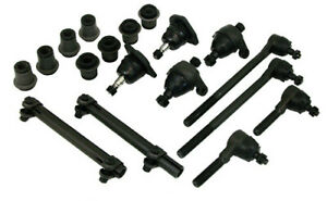 1961 64 Chevy Impala Bel Air Biscayne Deluxe Front End Rebuild Kit Rubber