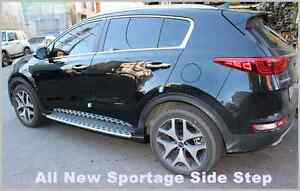 Left Right Lift Side Door Step For Kia All New Sportage 2015 On