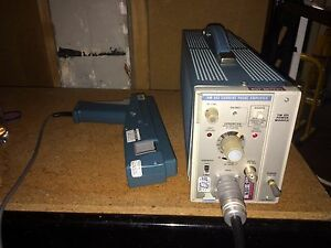 Tektronix Am 503 Probe Amp Tm 501 Power Module P6303 Current Probe
