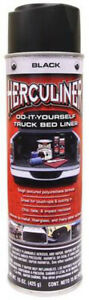 Peak Herculiner Black Spray On Truck Bed Liner 15 Oz Pekhalb15