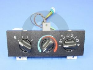 A C And Heater Control Switch Mopar Fits 00 03 Dodge Ram 1500 Van 3 9l V6