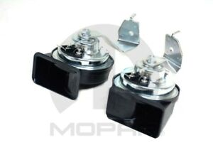 Oe Replacement Horn Kit Mopar 68087085aa