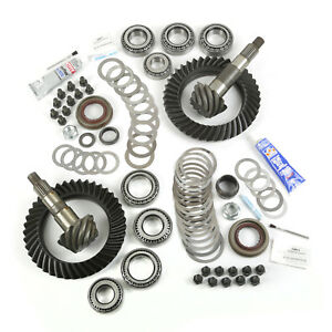 Ring And Pinion Kit 4 10 Ratio For Dana 44 44 07 17 Jeep Wrangler