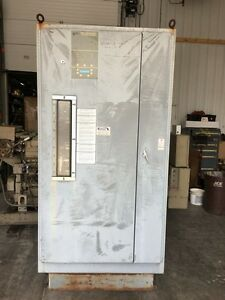 Used 600 Amp Transfer Switch Cummins Onan Model Btpcd 5701400 480 Volt 3 Phase
