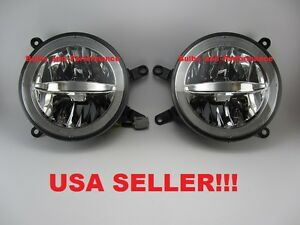 Led Fog Light Conversion Kit 6000k For 2005 2006 2007 2008 2009 Ford Mustang Gt