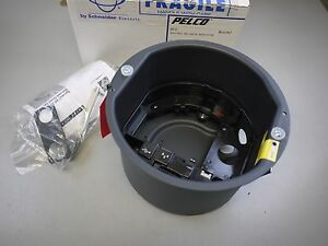 Pelco B5 f Spectra Hd Back Box Flush Housing new