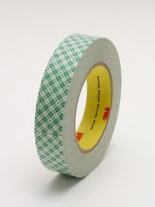 3m Double Coated Paper Tape 410m 1 In X 36 Yd 5 0 Mil 36 Rolls Per Case Bo