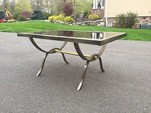 Mid Century Modern Dia Design Institute America Milo Baughman Extension Table