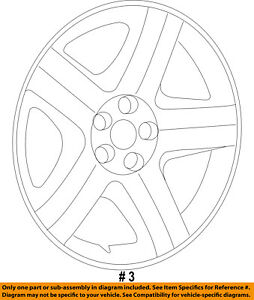 Dodge Chrysler Oem 12 18 Charger Wheels Wheel Cover Zy74zdjac