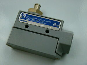 Micro Limit Switch 250 480v Bze6 2rq