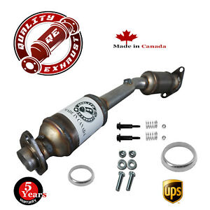 Catalytic Converter Fits 2007 2014 Nissan Versa 1 6l And 1 8l Direct Fit