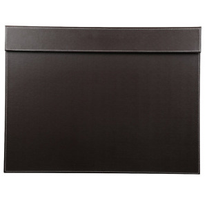 Kingfom Ultra smooth Pu Leather Writing Pad Desk Mat With Office Desk A3