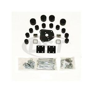 Daystar Pa5502m 2 Lift Body Mount Bushings Kit For 1989 1995 Toyota Pickup