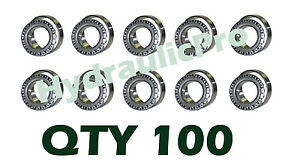 Qty 100 Lm11749 Lm11710 Tapered Roller Bearings Replacement 100 Lot