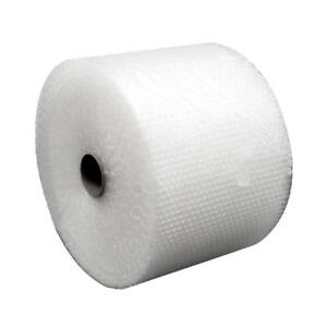 Bubble Wrap 3 16 175 Ft X 48 Small Padding Perforated Shipping Moving Roll