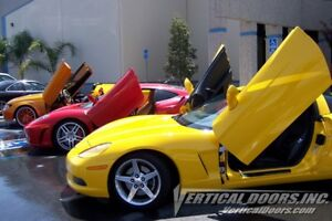 Vertical Doors Universal Vertical Lambo Door Conversion Kit Vdcuk