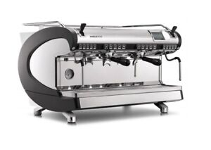 Espresso Machine Coffee Shop Simonelli Aurelia Ii Volumetric 2 Group On Sale