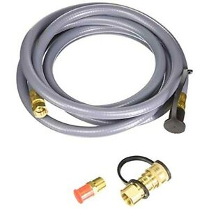 Mr Heater 12 Foot Natural Gas And Propane Gas Hose Assembly 3 8 Female Pipe Th
