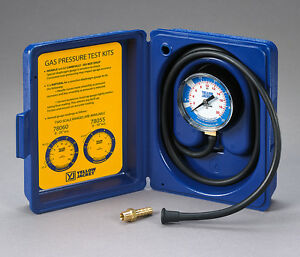 Ritchie Yellow Jacket 78055 Gas Pressure Test Kit 0 10 W c