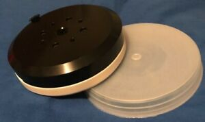 Pad Printing Ink Cup Assembly 135 Mm With Single Edge Ceramic Ring
