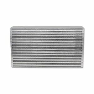 Vibrant Performance 12833 Intercooler Core 17 75 w X 9 85 h X 3 5 Thick