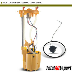 Fuel Pump Assembly With Sending Unit For Dodge Ram 2500 3500 2005 2009 Diesel