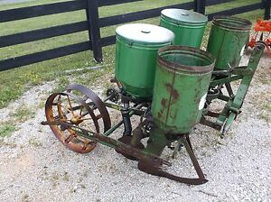 Used 2 Row John Deere 246 247 Corn Planter free 1000 Mile Freight Shipping