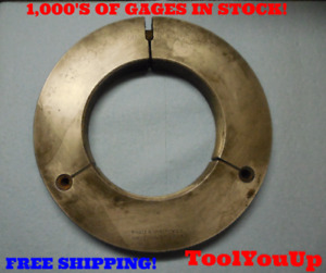 4 7 8 12 Ns Thread Ring Gage 4 875 Go Only P d 4 8209 Tooling Inspection