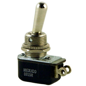 Carling 2 Position Toggle Switch Spst
