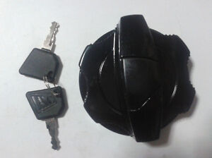 New Locking Fuel Cap For Jcb 331 31152 With 2 Keys