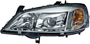 Hella Opel Astra G 1998 2005 Xenon Headlight Left