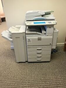 Slightly Used Ricoh Aficio Mp3500 Copier