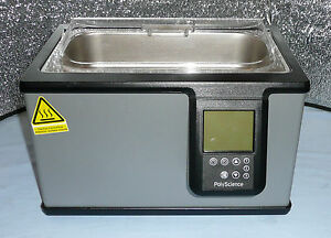 Polyscience Wb02s Digital General Purpose Shallow Water Bath 2 Liter 39427