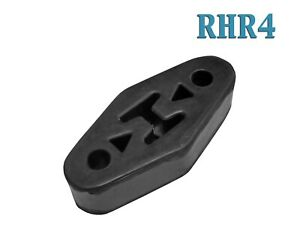 Rhr4 Exhaust Mount Rubber Insulator Grommet Hanger Bushing 1 2 Rod Support