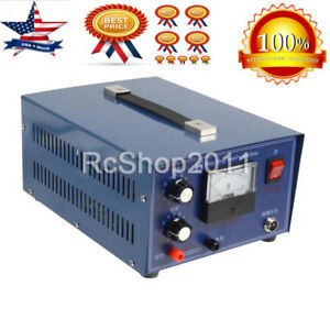110v 400w 50a Jewelry Laser Welding Machine Mini Spot Welder Machine Us