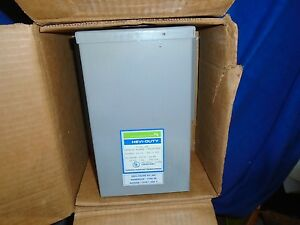 New In Box Old Stock General Signal Heavy Duty Hs22f750a Industrial Transformer