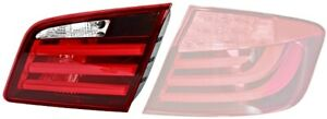 Hella Bmw 5 Series F10 Sedan 2010 2013 Led Inner Tail Light Rear Lamp Left