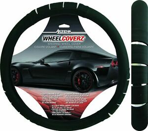 Alpena Wheelcoverz Steering Wheel Cover 10319