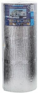 Reflectix 48 In X 100 Ft Double Reflective Radiant Barrier Insulation Roll