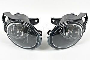 Vw Passat B6 3c 2005 2010 Fog Driving Lights Lamps Cibie Pair Left Right