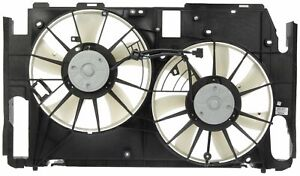 Dorman Oe Solutions Dual Fan Assembly Without Controller 620 597