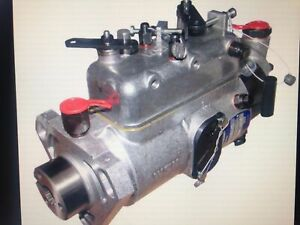 Massey Ferguson Fuel Injection Pump Cav 3241f360 175 180 255 265 270 275