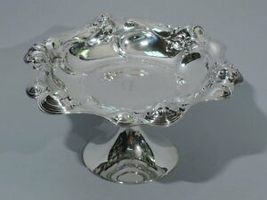 International Meriden Britannia Compote C4148 American Sterling