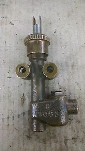 International 2 1 2hp Hit Miss Engine Fuel Pump Rebuilt